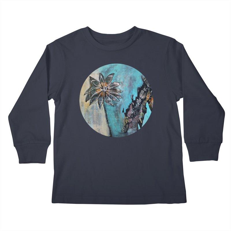 Wishing Kids Longsleeve T-Shirt by C. Cooley's Artist Shop