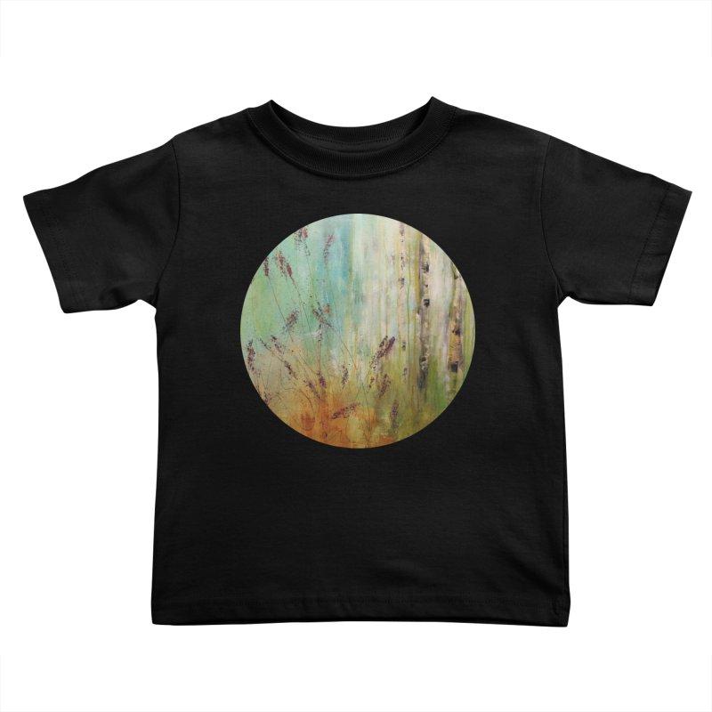 Respite Kids Toddler T-Shirt by C. Cooley's Artist Shop