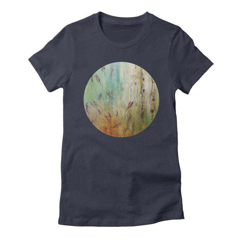 Respite Women's T-Shirt by C. Cooley's Artist Shop