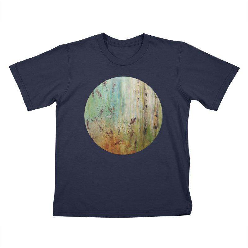 Respite Kids T-Shirt by C. Cooley's Artist Shop