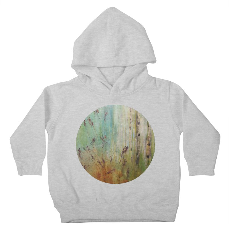 Respite Kids Toddler Pullover Hoody by C. Cooley's Artist Shop