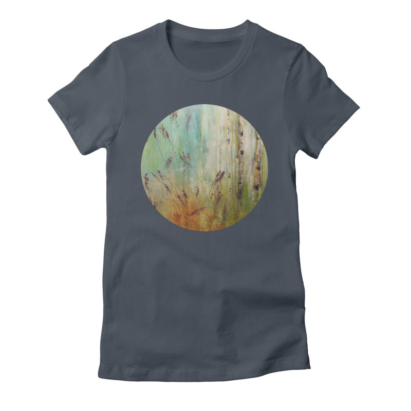 Respite Women's T-Shirt by C. Cooley's Artist Shop
