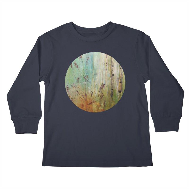 Respite Kids Longsleeve T-Shirt by C. Cooley's Artist Shop