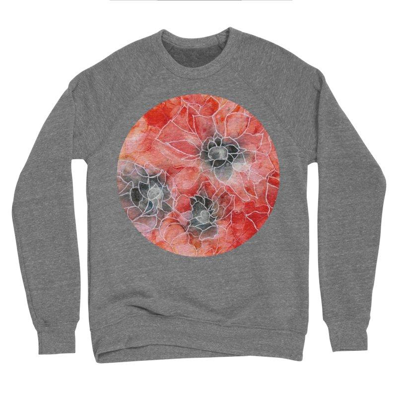 Fervid Men's Sweatshirt by C. Cooley's Artist Shop