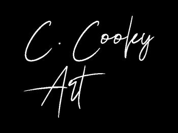 C. Cooley's Artist Shop Logo