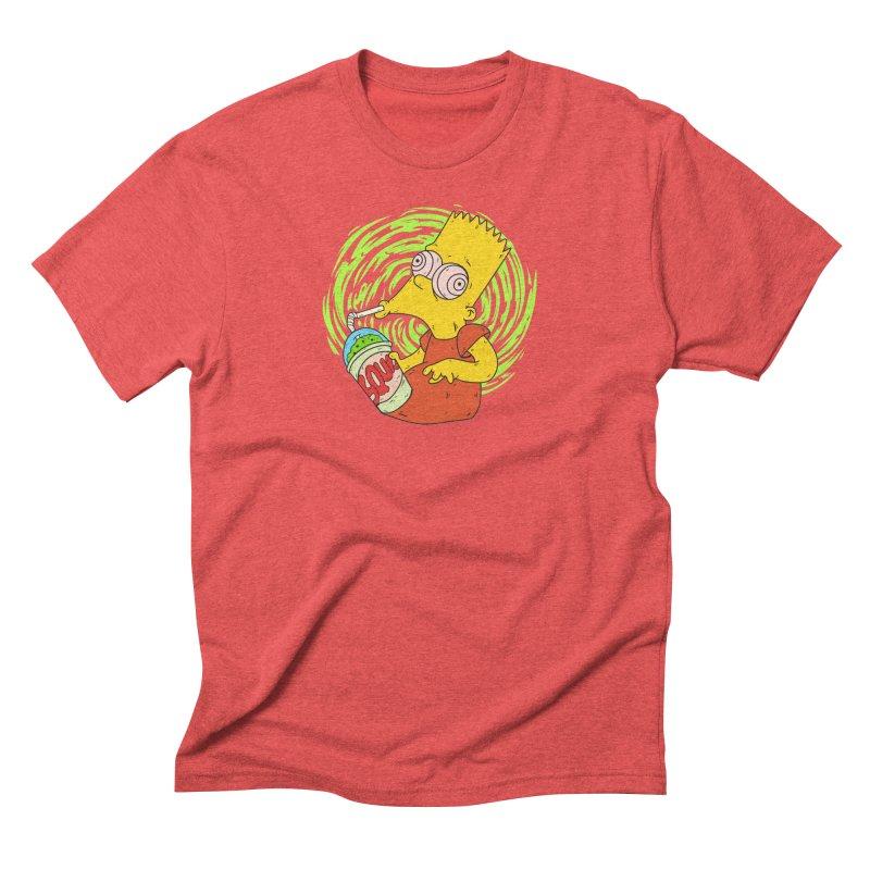 BartSquishy Men's Triblend T-Shirt by cearlsonvios's Artist Shop