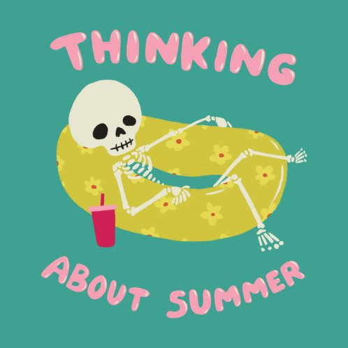 Design for Thinking About Summer