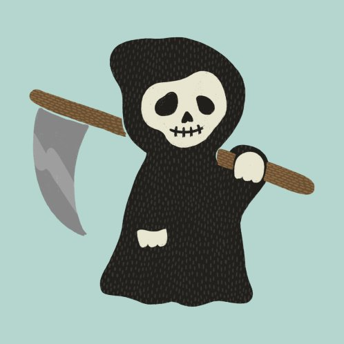 Design for Cute Lil Reaper