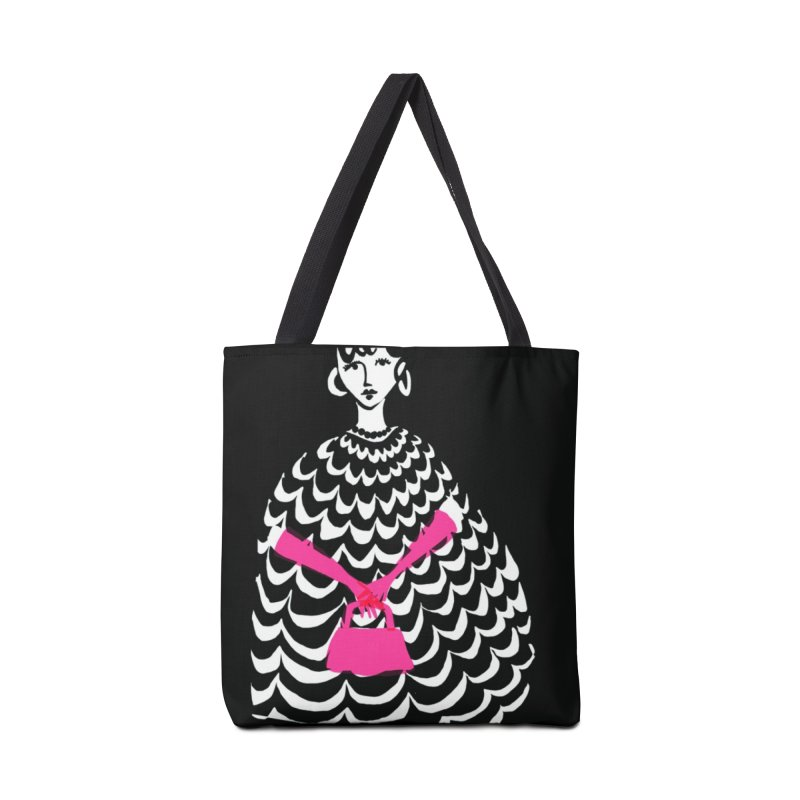 Pink Purse Accessories Tote Bag Bag by Ceci Bowman's Product Site