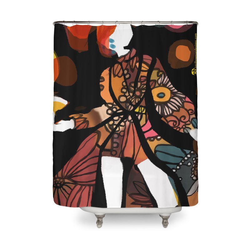 Transformation on The Dance Floor Home Shower Curtain by Ceci Bowman's Product Site
