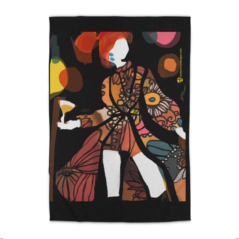 Transformation on The Dance Floor Home Rug by Ceci Bowman's Product Site