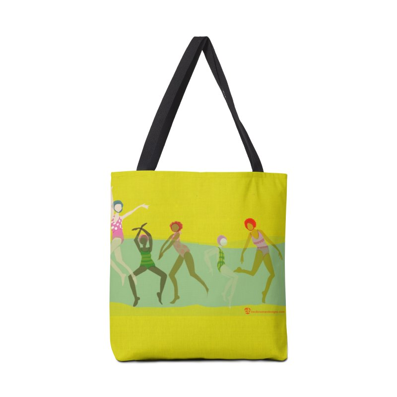 Swimmer Girls 2 Accessories Bag by Ceci Bowman's Product Site