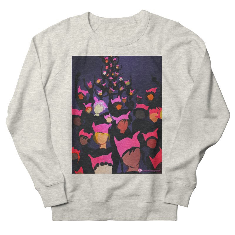 Women's March Design by Ceci Bowman Women's Sweatshirt by Ceci Bowman's Product Site