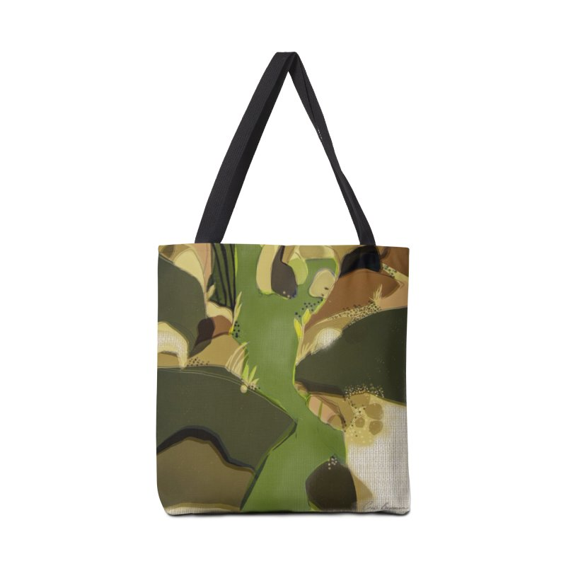 Small Falls-California River Series Accessories Bag by Ceci Bowman's Product Site