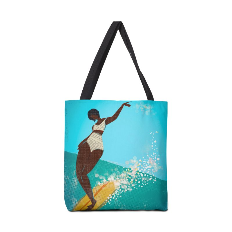 Surfer Grl Accessories Bag by Ceci Bowman's Product Site