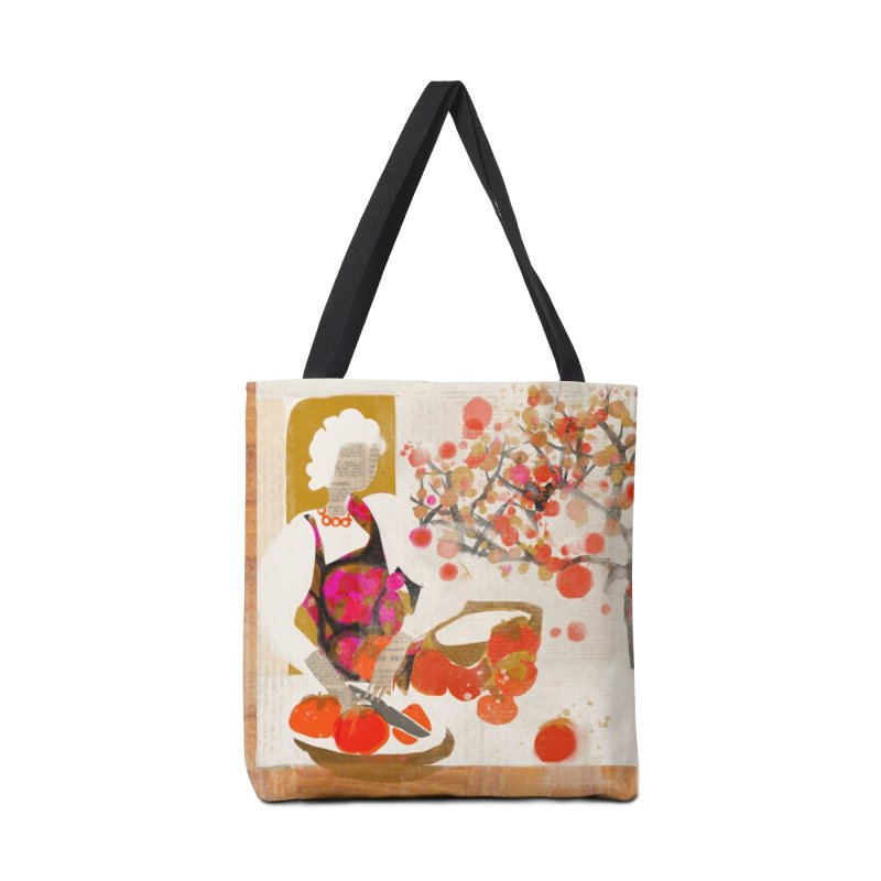 Persimmons Accessories Bag by Ceci Bowman's Product Site