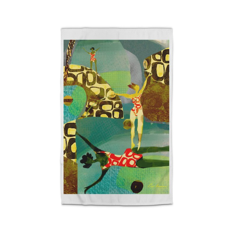 River Women- California River Series Home Rug by Ceci Bowman's Product Site