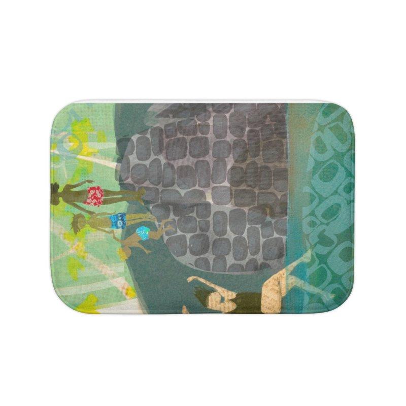 Just Jump-California River Series Home Bath Mat by Ceci Bowman's Product Site