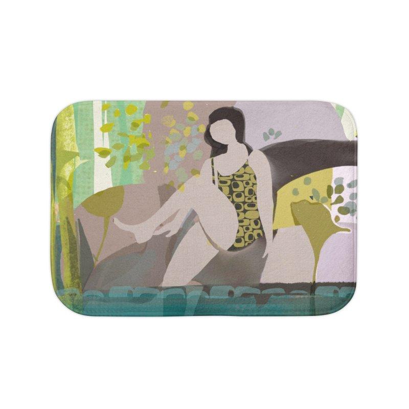 First Dip Home Bath Mat by Ceci Bowman's Product Site