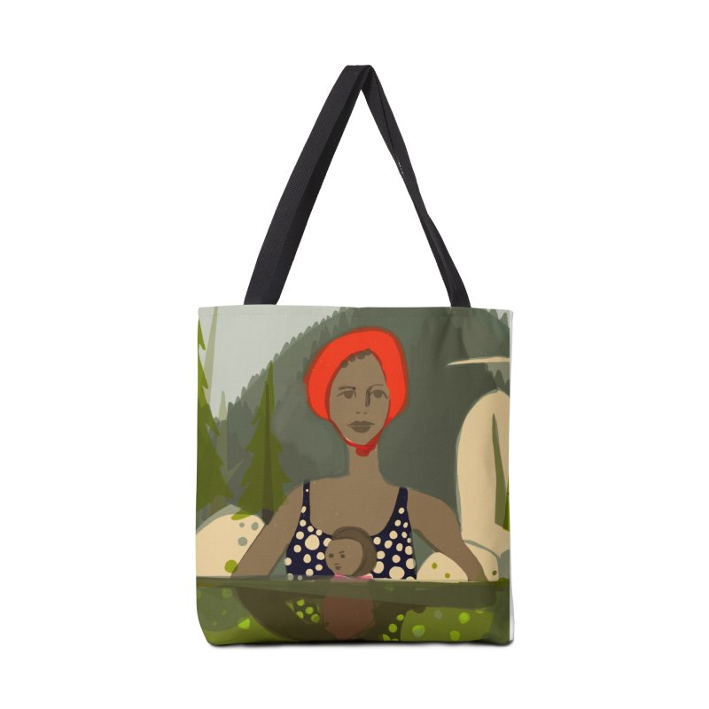 Mounain Swim Accessories Bag by Ceci Bowman's Product Site