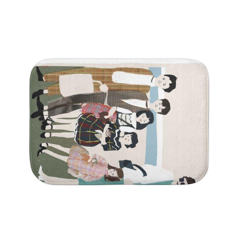 Ann Crane and Children Home Bath Mat by Ceci Bowman's Product Site