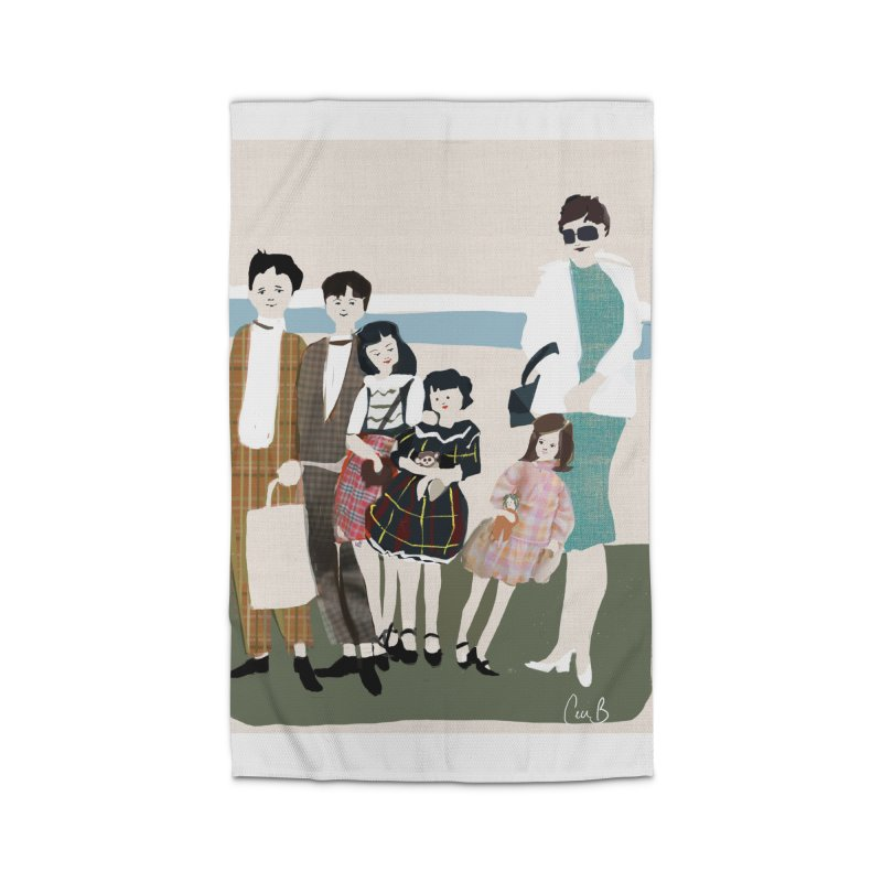 Ann Crane and Children Home Rug by Ceci Bowman's Product Site