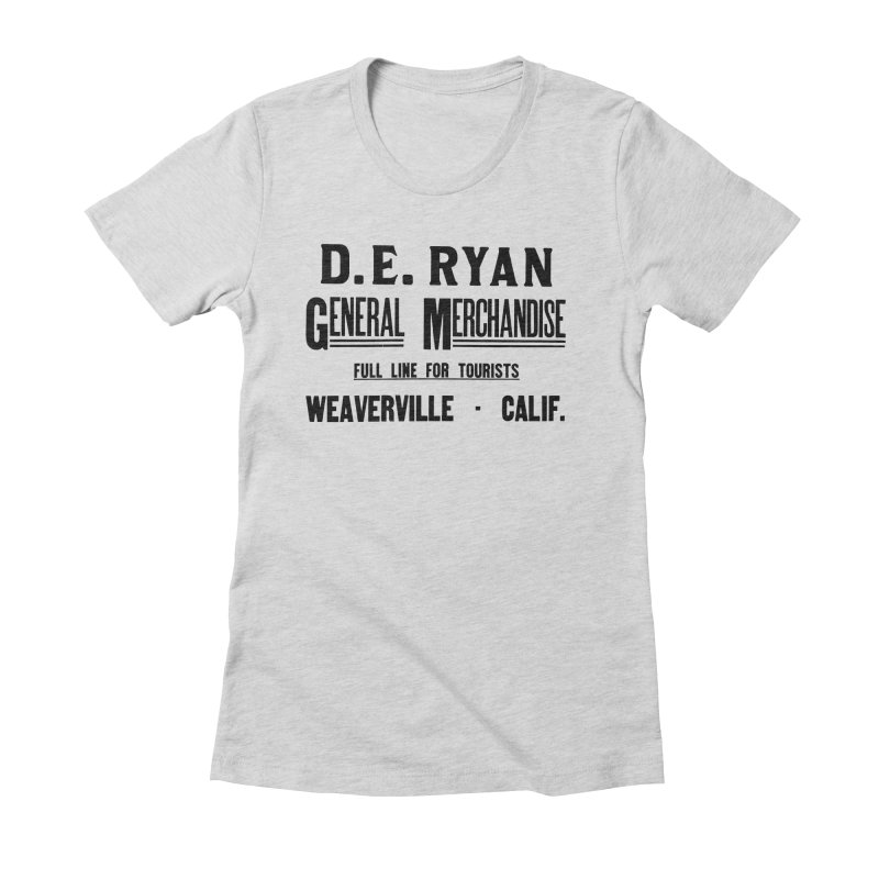 Ryan's Store Women's T-Shirt by Ceci Bowman's Product Site