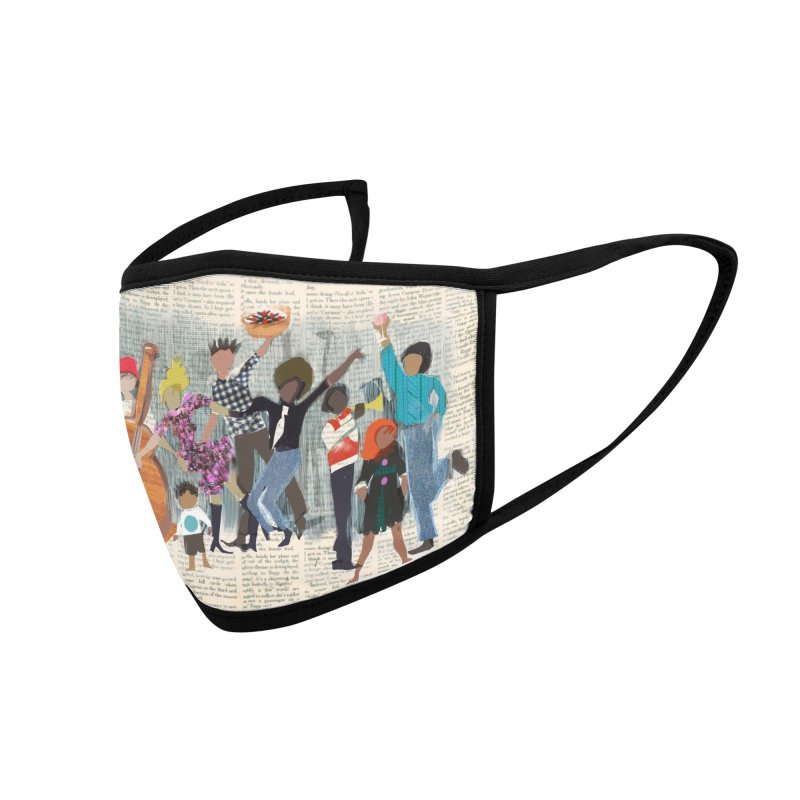 House Party Accessories Face Mask by Ceci Bowman's Product Site