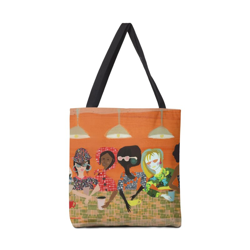 Morning Ritual- Immigrants Make America Great Accessories Tote Bag Bag by Ceci Bowman's Product Site