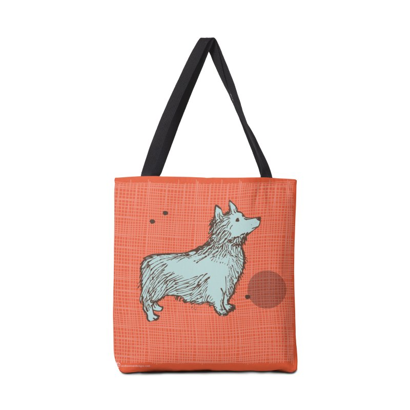 Blue Dog Accessories Bag by Ceci Bowman's Product Site