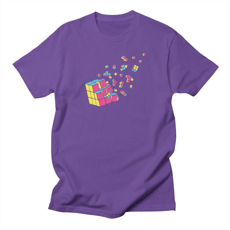 Rubixplosion II Women's Unisex T-Shirt by Cedric Lopez Fernandez