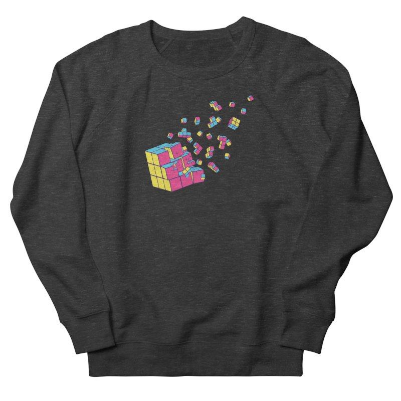 Rubixplosion II Women's Sweatshirt by Cedric Lopez Fernandez