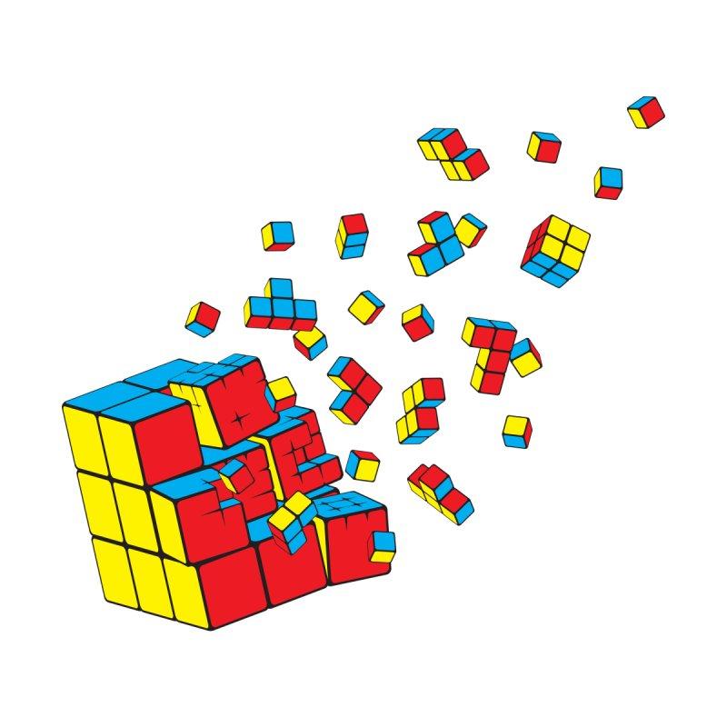 Rubixplosion I by Cedric Lopez Fernandez