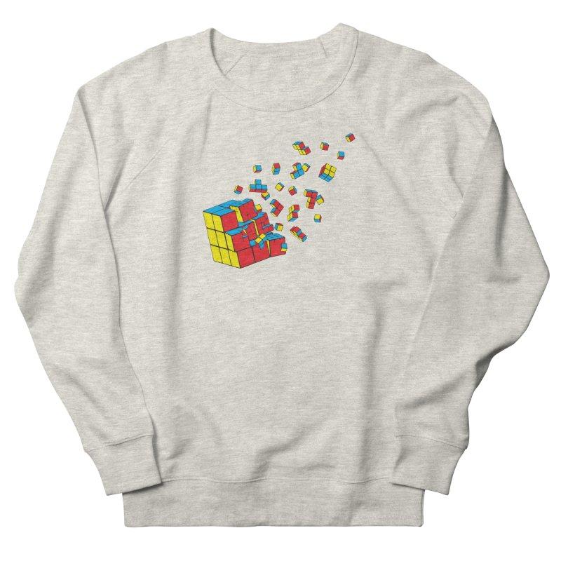 Rubixplosion I Women's Sweatshirt by Cedric Lopez Fernandez