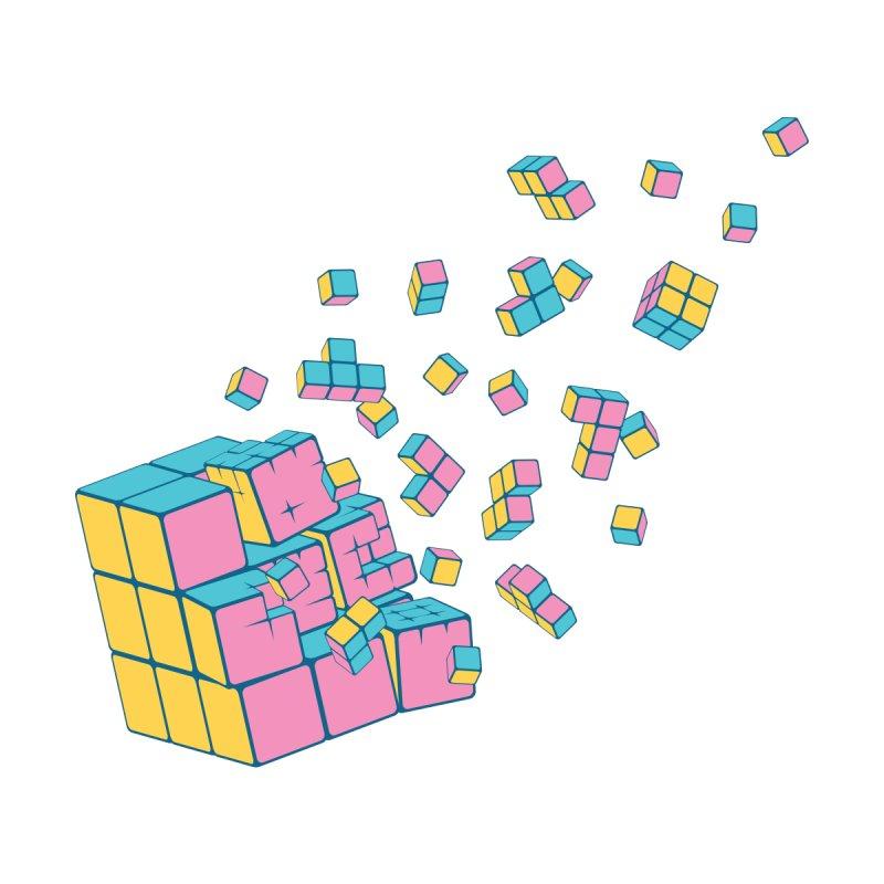 Rubixplosion III by Cedric Lopez Fernandez