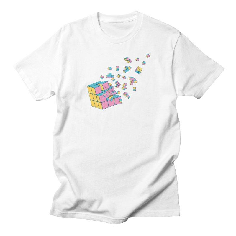 Rubixplosion III Women's Unisex T-Shirt by Cedric Lopez Fernandez