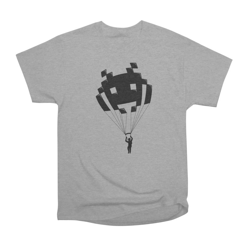 Invader Men's Classic T-Shirt by Cedric Lopez Fernandez