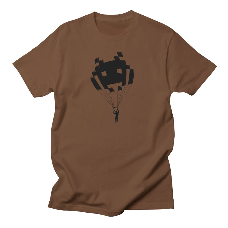 Invader Women's Unisex T-Shirt by Cedric Lopez Fernandez