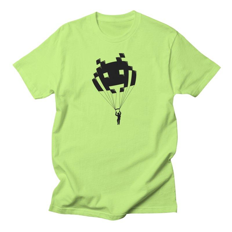Invader Men's T-Shirt by Cedric Lopez Fernandez