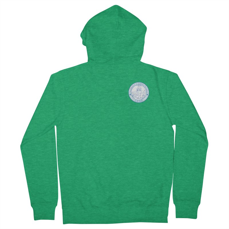 CEDS Gear Men's Zip-Up Hoody by The Church of Epiphany Day School Store