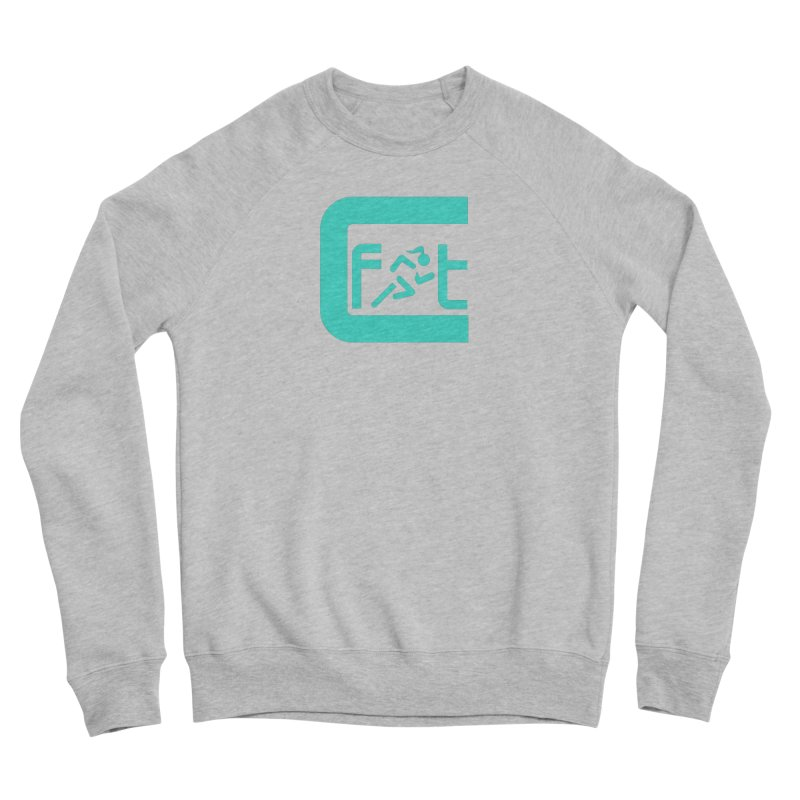 CelesteFit logo Men's Sponge Fleece Sweatshirt by celestefit's Artist Shop