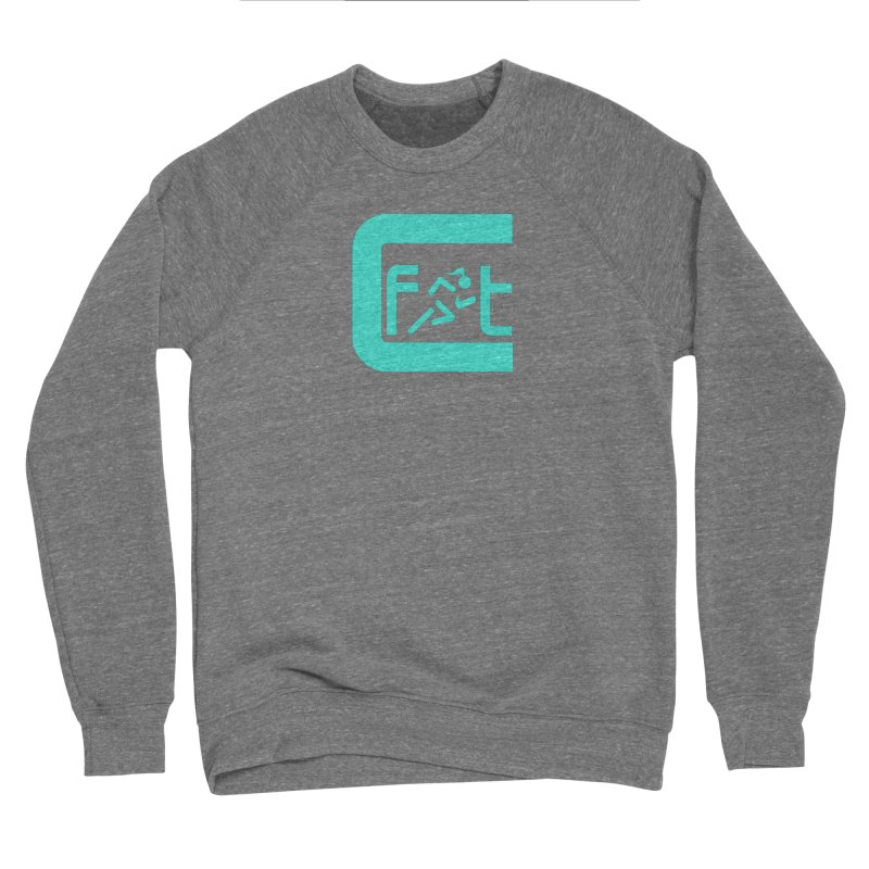 CelesteFit logo Men's Sponge Fleece Sweatshirt by celestefit's Artist Shop