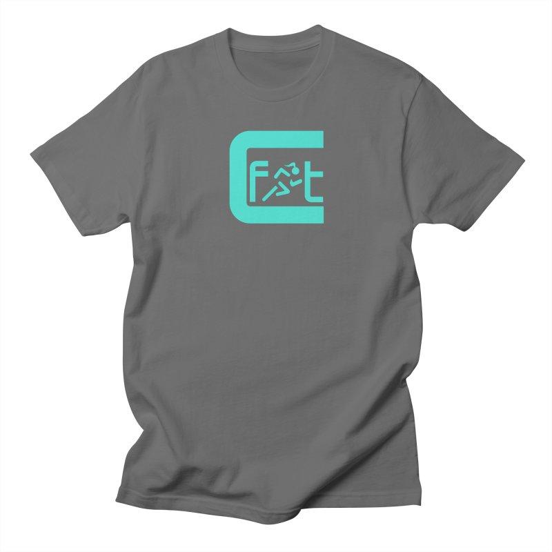 CelesteFit logo Men's T-Shirt by celestefit's Artist Shop