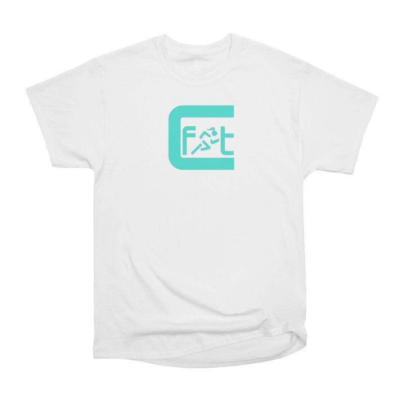 CelesteFit logo Men's Heavyweight T-Shirt by celestefit's Artist Shop