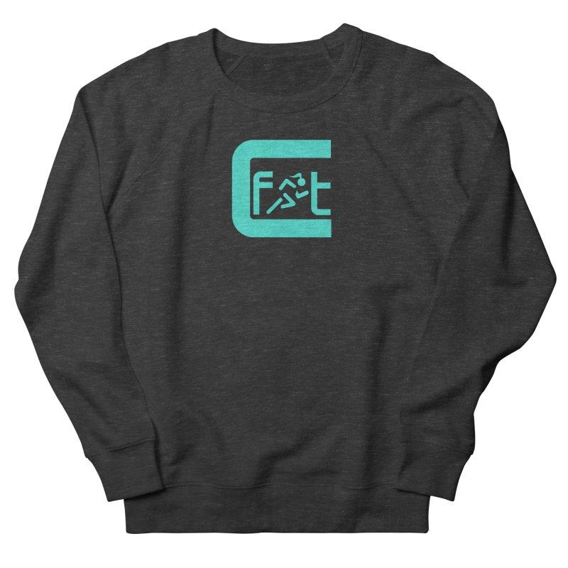 CelesteFit logo Women's French Terry Sweatshirt by celestefit's Artist Shop