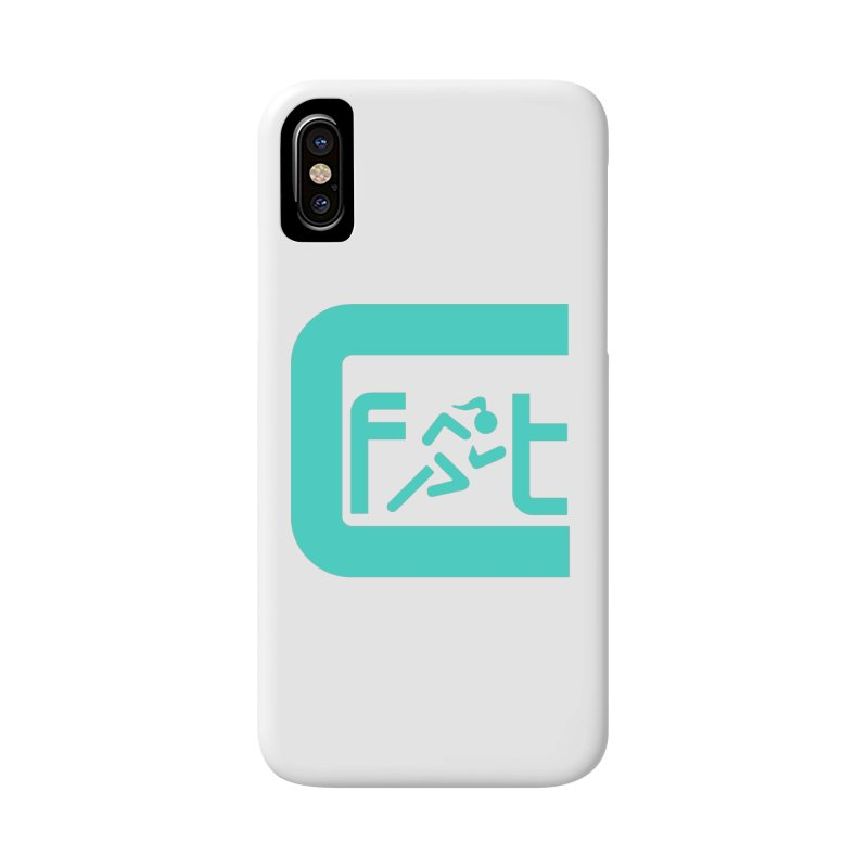 CelesteFit logo Accessories Phone Case by celestefit's Artist Shop