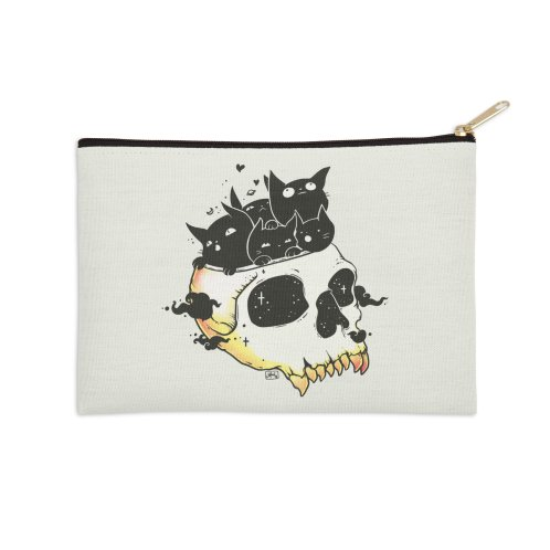 image for Skull Full Of Black Cat Kittens
