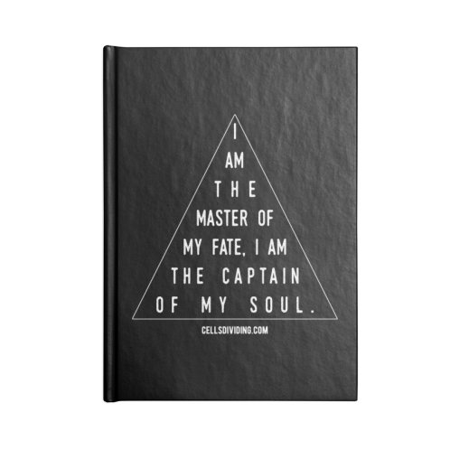 image for I Am The Master Of My Fate, I Am The Captain Of My Soul