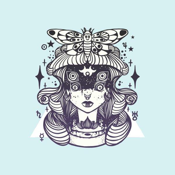 image for Strange Moth Witch, Quadruple Eyed Girl