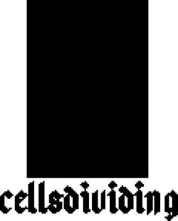 CellsDividing's Artist Shop Logo